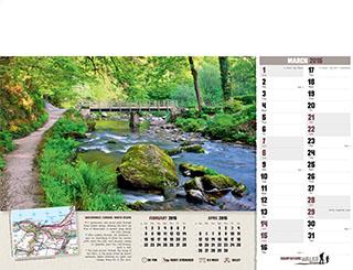 Watersmeet, Exmoor, North Devon