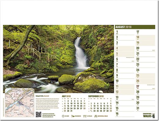 Dolgoch Falls, Gwynedd