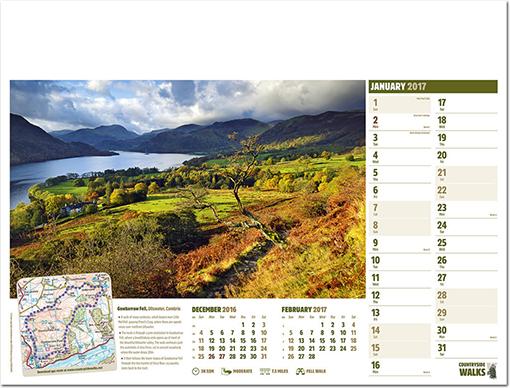 Gowbarrow Fell, Ullswater, Cumbria